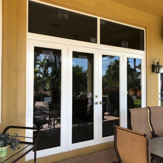Impact French Door 3