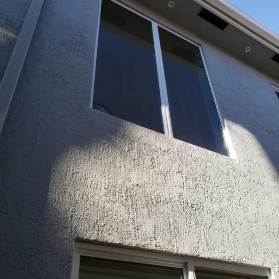 Impact Window Finish